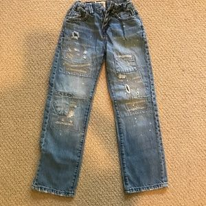 Children's Place Boys 'Hip-Hop' style jeans